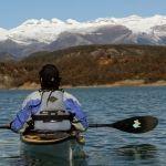 kayak de travesia pantanos de mediano y el grado