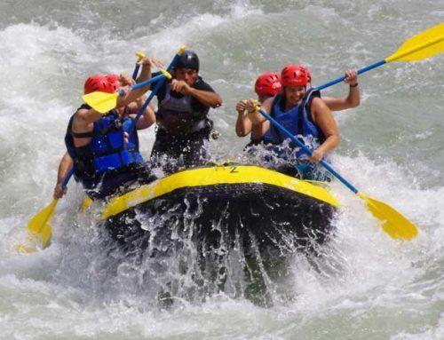 Empieza la Temporada de Rafting.