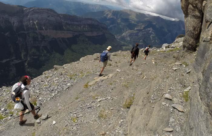 Montaña y Excursiones en pirineos