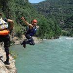 rafting rio esera